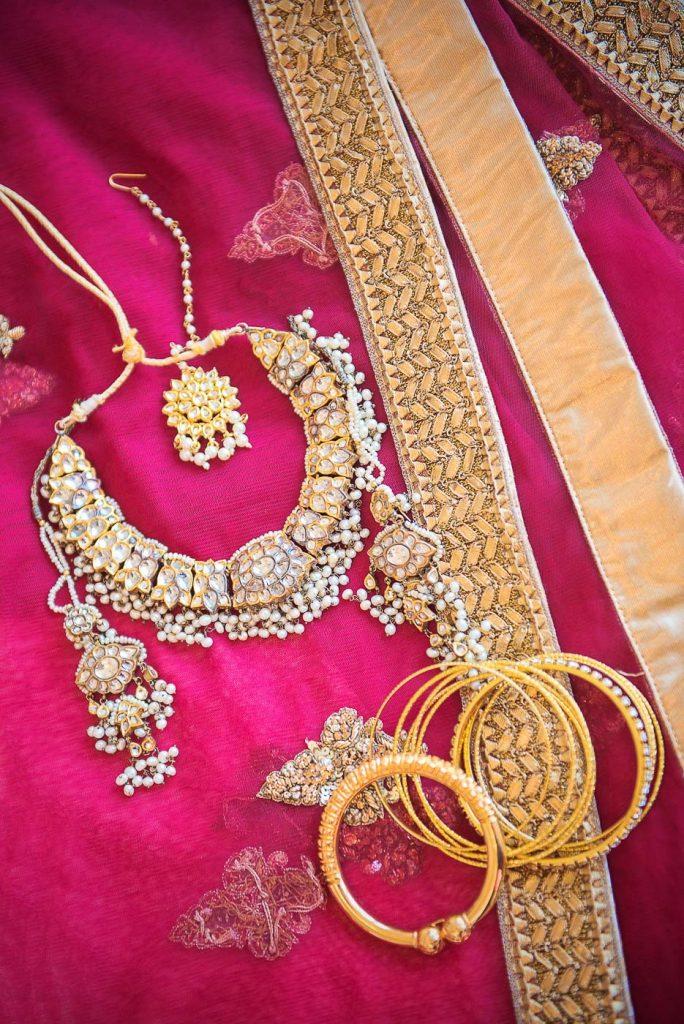 Bride Jewelry Indian Wedding Details