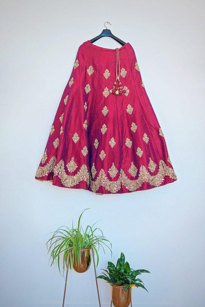 Bride Dress , Indian Wedding Details