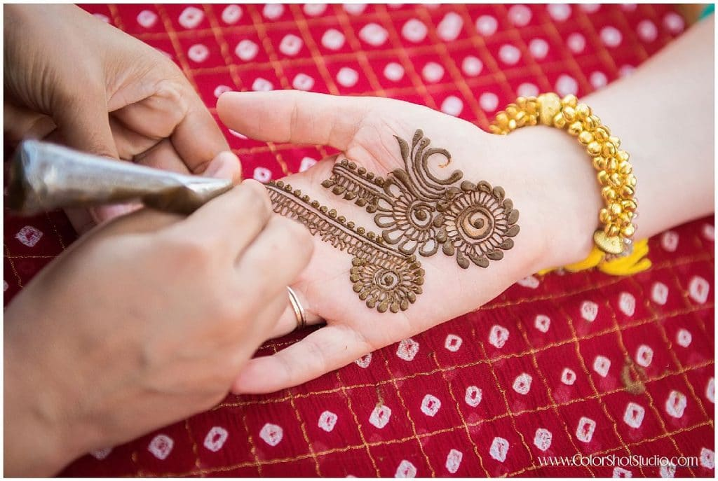 Mehendi Celebration at Rancho penasquitos