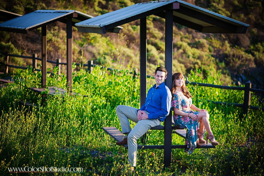 Engagement Session at Mission Trails Regional Park
